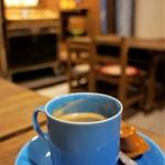 潮待ち館 - ホットコーヒー 400円