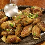 77698492 - 広島産牡蠣の鉄板焼き