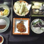 777410 - 松華堂弁当(1300円)