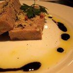 ItaLia Bar VANCALE - テリーヌ。バルサミコ酢とよくあっていた。