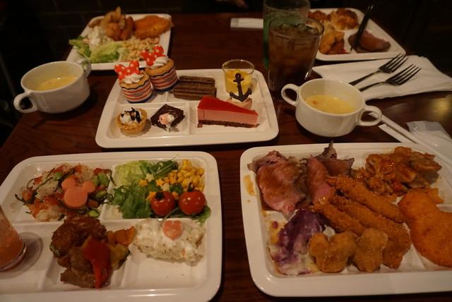 閉店】セイリングデイ・ブッフェ (Sailing Day Buffet) - 東京 ...