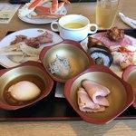 ホテルナガシマ 山もみじ - 料理写真: