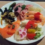 ビューアンドダイニングザスカイ - VIEW & DINING THE Sky @The New Otani 前菜類