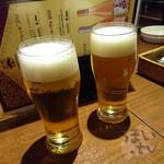 楽屋 - モルツ(中) 680円