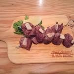 Alba - ハラミ大串焼き