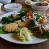 ローフードカフェ胡桃家 - 料理写真:野菜プレート