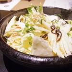 玄品 - 白彩サラダ