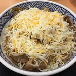 吉野家 - チーズ豚丼