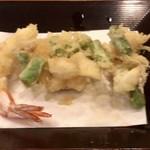 77709007 - 天ぷら定食