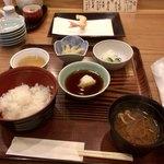 77709008 - 天ぷら定食