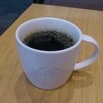 スターバックス コーヒー - ドリンク写真:ドリップコーヒーのショートサイズです。(2017年11月)