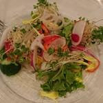 小林食堂 - 前菜1