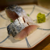 Hasuya - 料理写真:しめ鯖