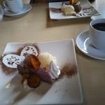Cafe de Brique - 料理写真:better half と(〃^ー^〃)