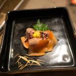 別館 山の宿 - 鱒のお刺身