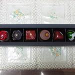 ナカムラ チョコレート - NAKAMURA SELECTION 6個入り