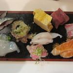 寿司政 - 料理写真:刺身