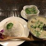 Dee アジアン食材・キッチン - グリーンカレー