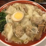 広州市場 - 広州雲呑麺