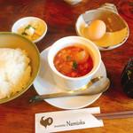 brochette Namioka - 季節限定のランチセット