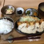 稲の花 - チキン南蛮定食