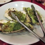 サルサ - 牡蠣のオーブン焼き2017.12.05