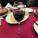 サルサ - 〆の赤ワイン(笑)2017.12.05