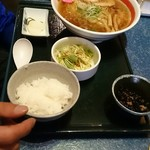 77716876 - 麺ランチ