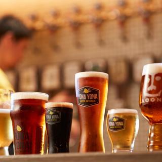 【軽井沢】ヤッホーブルーイングのビールが10種類以上飲める♪