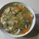 豊味軒 - 料理写真:肉飯