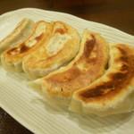 四川料理 笹華 - 焼き餃子