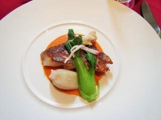 chez Fujii - ⑤鮮魚