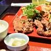 宿下吉庵 - 料理写真:鳥の唐揚ランチ