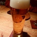 リザダイニング - 生ビール
