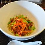 小陽春茶房 - ジャージャー麺