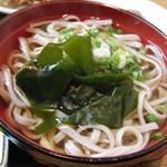 山しげ - かつ丼(温そば)