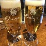 レストラン大宮 - ビール