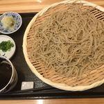 生蕎麦 さい藤 - 料理写真:大盛260g