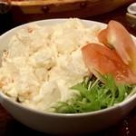 てっちゃん - ポテトサラダ