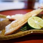 くろぎ - 料理写真:津居山蟹 備長炭焼き