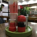 味の三平 - 卓上調味料