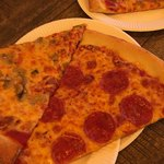 ピザ スライス -