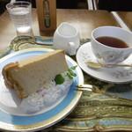エトワール - シフォンケーキセット