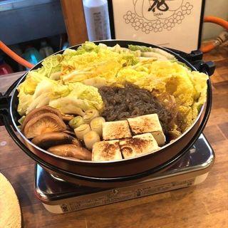 年中食べれる鍋物