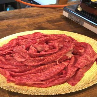 良質なお肉の数々