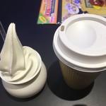 77728349 - ブレンドコーヒー  394円