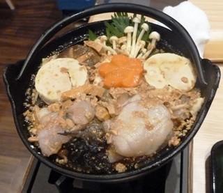 魚留 - あんこう鍋