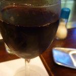 ケルン - グラスワイン(赤)三杯目