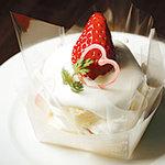 リトルバード - いちごのショートケーキ