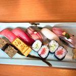 清蔵 - 料理写真:寿司~(^^♪